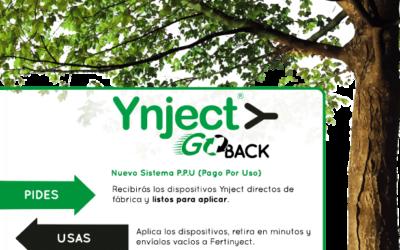 Volvemos a Innovar con Ynject Back